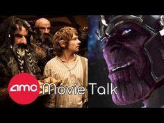 AMC Movie Talk Ep 15 - Hobbit Trailer, Avengers 2 villains, James Gunn on Guardians