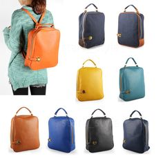 Korean Brand New Travel Backpacks Womens Backpacksschool Backpack 8597D | eBay