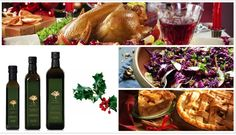 Delicious Christmas with integrated taste, with Organic Pure Hellenic Extra Virgin Olive Oil.