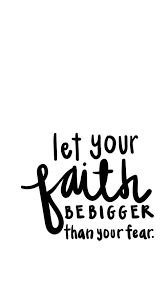 Image result for overcoming fear quotes bible