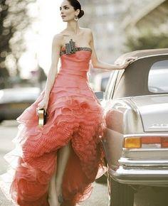 Gorgeous #ruffles
