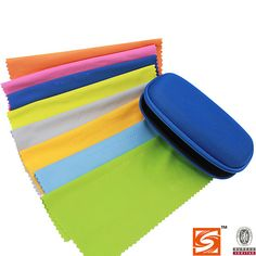 Different color pattern of ♥Shuangcheng microfiber cleaning cloth♥ give you different mood.