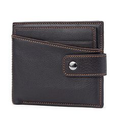 25ec5f695fe Vintage Genuine Leather Card Holder Wallet Coin Bag For Men Mens Coin  Purse, Small Coin