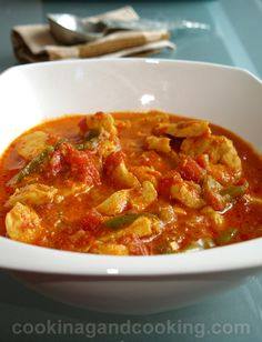 Bell Peppers Chicken Stew Recipe