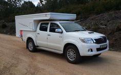 Carry Pickup Camper image 2