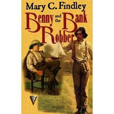 """First Benny's father died. Now a bank robber wants him dead. When will God show himself?  Ten-year-old Benny found the drunken cart driver who caused his father's death, but he's got bigger mysteries to solve.  A long, sharp knife, a bag of disguises and a savage black stallion don't reassure Benny about his traveling companion to frontier Missouri.  Still, Benny can't shake the Scripture's promise that God """"will never leave thee nor forsake thee.""""..."""