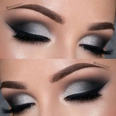 + Chic Eye Makeup Ideas For Prom ★ See more: http://glaminati.com/eye-makeup-for-prom/