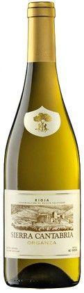 Sierra Cantabria Organza 2012 es un #vino blanco de #Rioja elaborado con Viura 55%, Malvasía 25% y Garnacha Blanca 20% procedentes de viñedos propios situados en San Vicente de la Sonsierra.