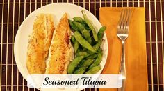 If you eat a lot of chicken and beef for dinner, fish can be a nice change. It's healthy and high in protein. We try to add seafood to ourmeal plansat least once a week. This Seasoned Tilapia was...