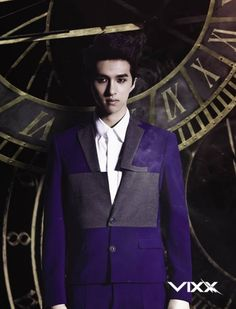 Ken - VIXX individual jacket photo for 4th single, 'ETERNITY'