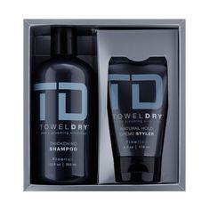 TOWELDRY Fine & Thinning Hair Duo Pack, $29.95 #birchbox