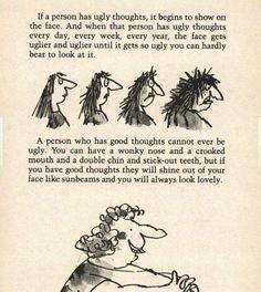 Roald Dahl. So smart