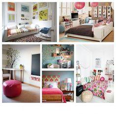tween bedroom inspiration board
