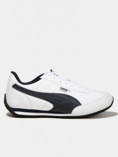 93f1b8366d83 Puma Men White Speeder Dp Lifestyle Shoes