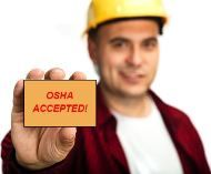OSHA Training wallet card Safety Toolbox Talks, Tool Box, Card Wallet, Training, Baseball Cards, Toolbox, Work Outs, Excercise, Onderwijs