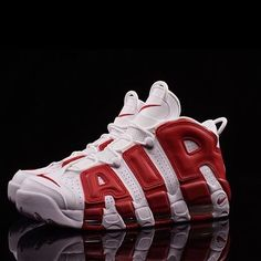 "competitive price e6073 c40e9 Shop Supreme, YEEZY, Jordan. on Instagram  ""SHOP  Nike Air More Uptempo"