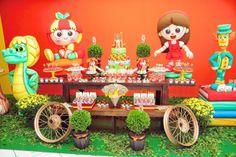 Festa sítio do Pica-pau amarelo