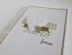 stampin with beemybear: Einladungskarte