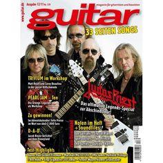 guitar Ausgabe 12/2011, 5,90 €