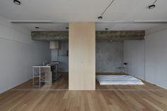 Interior Renovation in Tokyo,Courtesy of frontofficetokyo