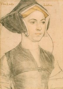 Margery Horsman, maid of honor to Henry VIII's first three wives/member of the household of the last three.