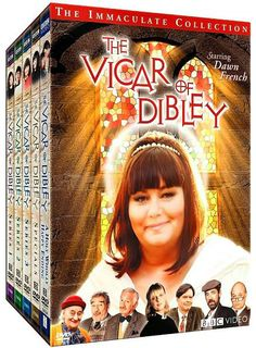 The Vicar of Dibley: The Immaculate Collection I need this!