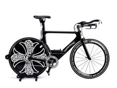 Limited Edition Luxury Bike from Chrome Hearts & Cervelo