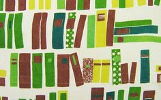 fabric 50s Jacqueline Groag