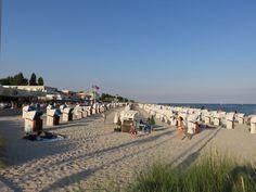 Ostseebad Grömitz Strand & Promenade im August 2016