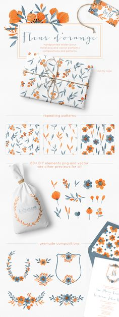 Introduction sale only $10! A huge set filled with original handpainted floral graphics to mix and match to your heart's desire. Click on the previews for the long overviews of elements in this set. There are over 160 files in this set! All separate elements are included in both PNG and Vector format. -ad