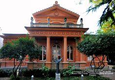 Museo R. Paparella Treccia e M. Devlet Villa Urania Antiche Maioliche di Castelli Pescara
