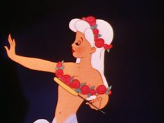 fantasia centaurs are defo the reason for my obsession with colourful hair!