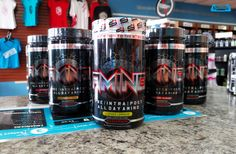 Basically, you can use this before, after, or during your workout, get 6 grams of essential amino acids per scoop, and choose from 10 delicious flavors, including Cotton Candy and Sweet Tea. What's not to love? This week, buy 2 Swinney Nutrition Amino-6, get $10 OFF!