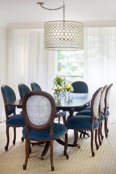 dining room   Rebecca Hay Interior Design