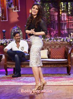 Kareena Kapoor HD Pics in Silver skirt, Black Top on CNWK - Kareena Kapoor Stills At Singham Returns Promotions On Comedy Nights With Kapil , #kareenakapoor #comedynightswithkapil #cnwk #bollybreak #bollywood #india #indian #mumbai #fashion #style #bollywoodfashion #bollywoodmakeup #bollywoodstyle #bollywoodactress #bollywoodhair