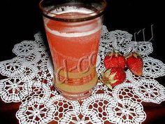 клубничный квас Fun Cooking, Shot Glass, Tableware, Strawberry Fruit, Recipes, Dinnerware, Tablewares, Dishes, Place Settings