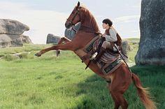 """Whooooa horsie!"" ~Edmund ""My name, is Philip."" ~Philip"