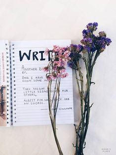 The rise of the writer against writer's block // new post + poetry