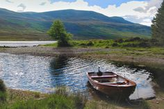 Loch Glass. Small brown trout, magnificent scenery. Permits from Evanton Angling Club.