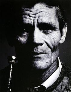 Chet Baker (1929-1988) - American jazz trumpeter, flugelhornist and vocalist. Photo by John Claridge
