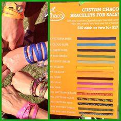 Chaco Bracelet