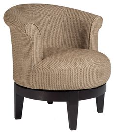 Chairs - Accent Swivel Barrel Chair by Best Home Furnishings ...