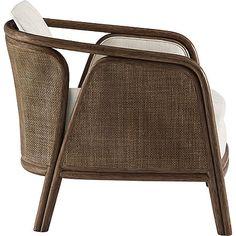 McGuire Furniture: Barbara Barry Ojai Lounge Chair: No. A-121