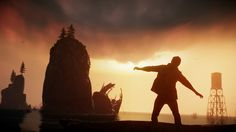 https://flic.kr/p/x42R1S | First Sun | inFAMOUS: Second Son Welcome to: PS4 PhotoMode