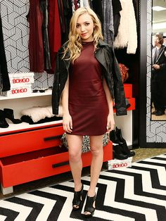Peyton List on Her Fall Fashion Must-Haves, Becoming a Red Carpet Risk-Taker and More! http://stylenews.peoplestylewatch.com/2015/10/27/peyton-list-bongo-fall-fashion-event/