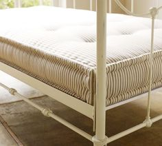 Upholstered Daybed Mattress | Pottery Barn