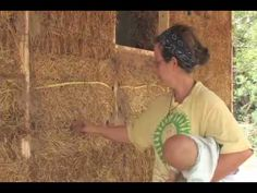 Straw Bale Houses - How Electrical outlets/wires work with these kinds of houses