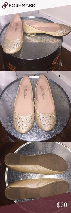 Jewel embellished flats Jewel embellished flats, great for special occasions. De blossom collection Shoes Flats & Loafers
