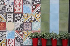 4 Sources for Encaustic Tiles - Inside Living