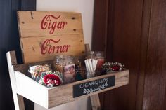 CIGAR CORNER www.bodasunaimagenunescaparate.com